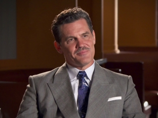 Hail, Caesar!: The Studio Head (Featurette)