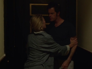 Monday At 11:01 A.M.: Hallway-Charles Agron & Lauren Shaw (2)