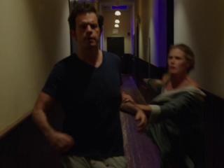 Monday At 11:01 A.M.: Hallway-Charles Agron & Lauren Shaw (1)