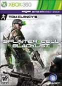 TOM CLANCY&#39;S SPLINTER CELL: BLACKLIST