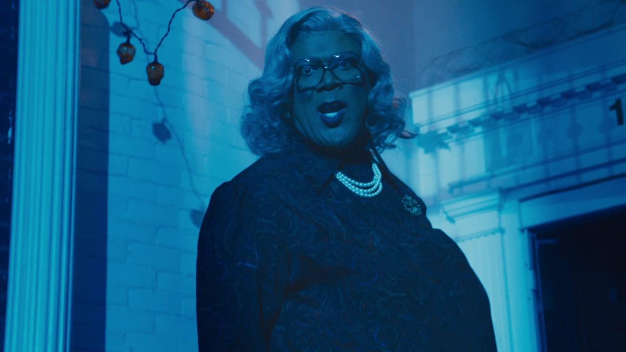 Tyler Perry's Boo! A Madea Halloween (Trailer 1)