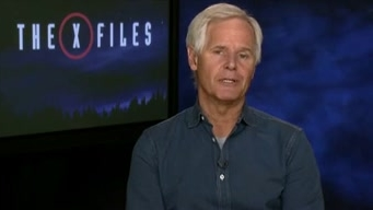 The X-Files: Chris Carter On How It Felt To Get Behind The Camera Again