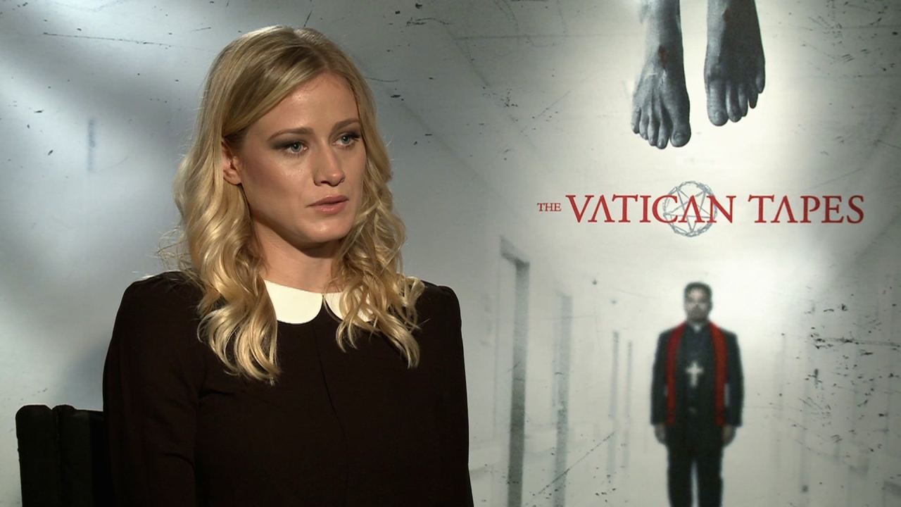 The Vatican Tapes: Olivia Taylor Dudley Interview