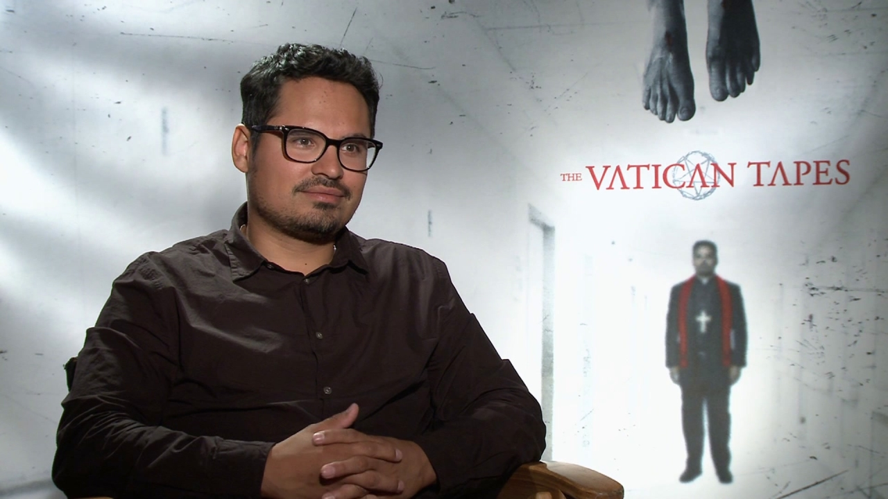 The Vatican Tapes: Michael Pena Interview