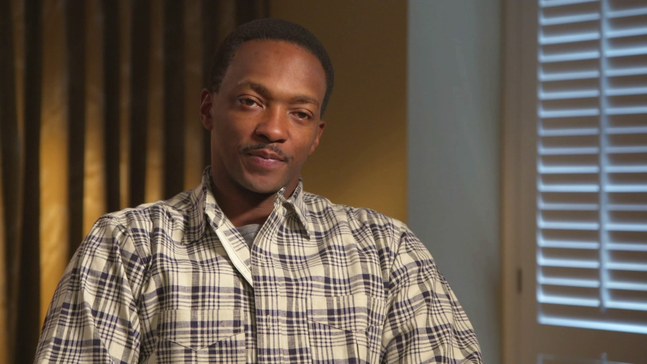 Triple 9: Anthony Mackie On His Decision To Join The Film