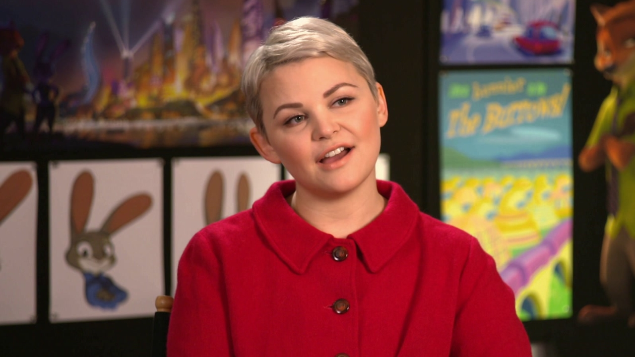 Zootopia: Ginnifer Goodwin On Being Able To Relate To Her Character 'Judy Hopps'