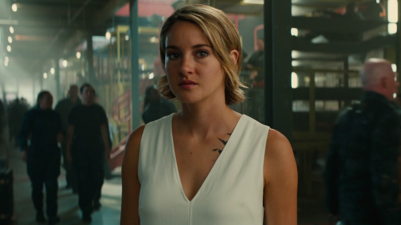 The Divergent Series: Allegiant (Trailer 4)