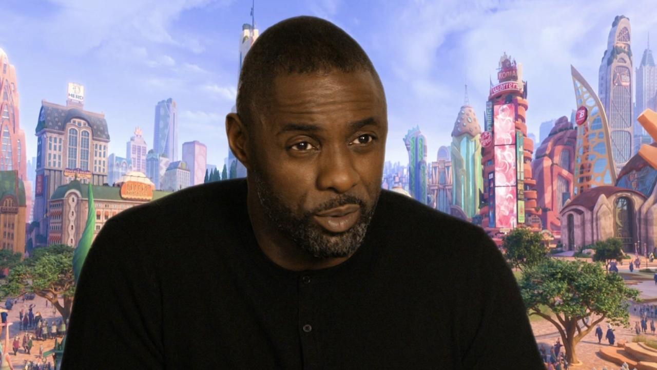Zootopia: Idris Elba On What Drew Him To The Project