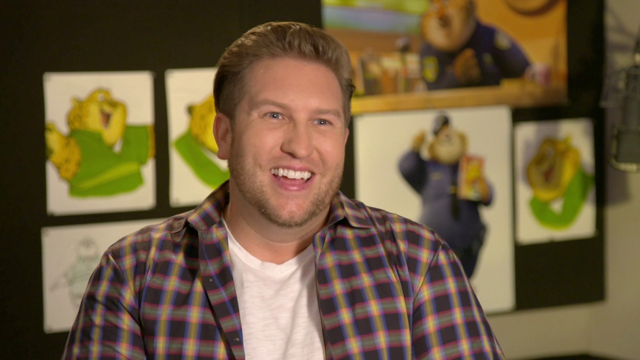 Zootopia: Nate Torrence On His Character ' Clawhause'