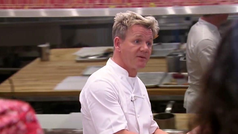 Hell's Kitchen: Dinner Service