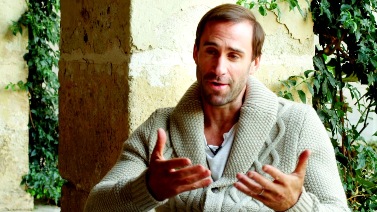 Risen: Joseph Fiennes about His Approach to the Roll