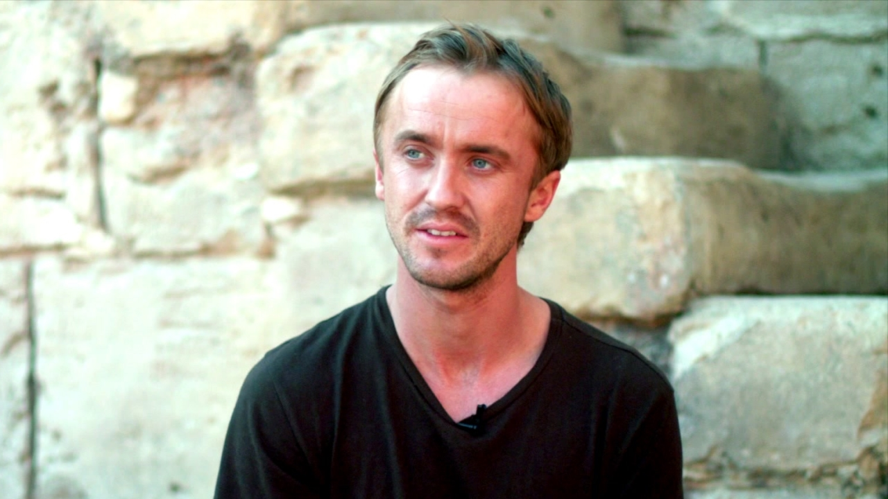 Risen: Tom Felton about the Story