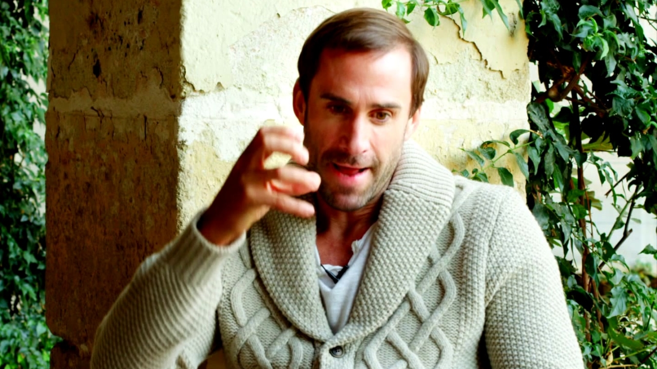 Risen: Joseph Fiennes about His Preparing for the Roll