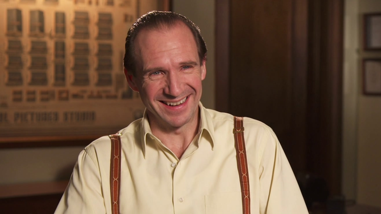 Hail, Caesar!: Ralph Fiennes On Being Involved In The Project