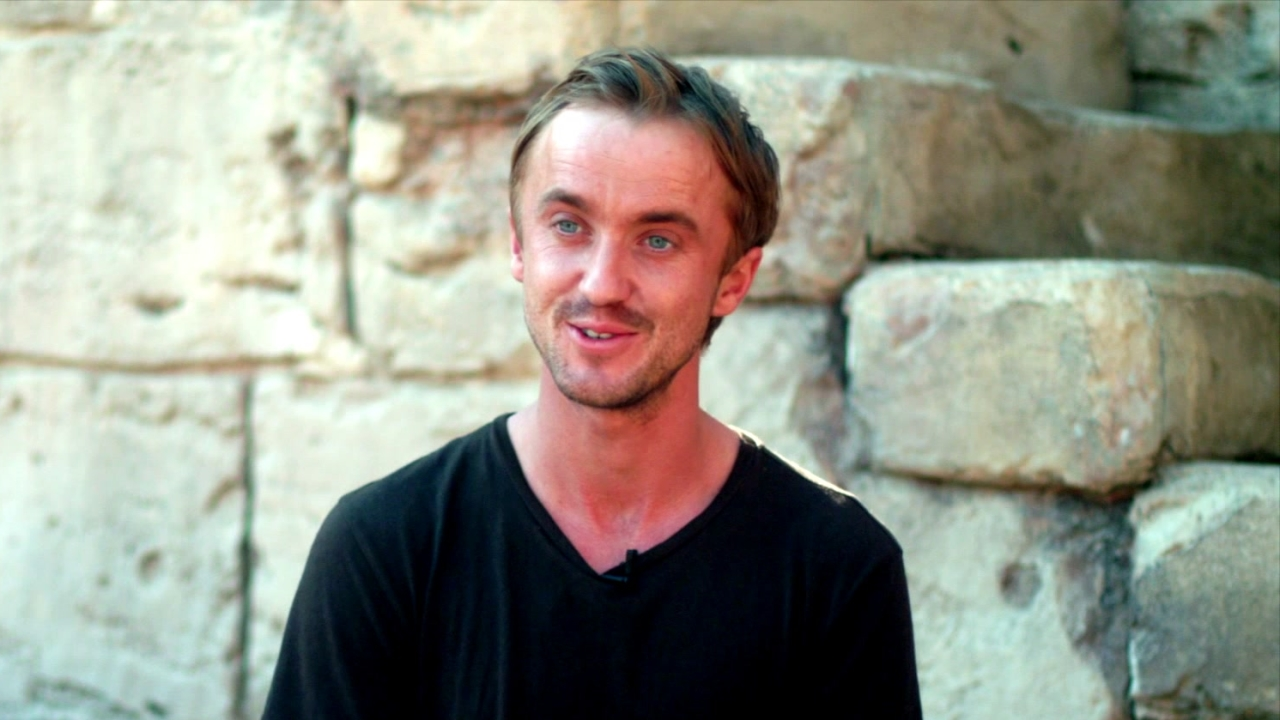 Risen: Tom Felton about the Representation of Romans at the Time