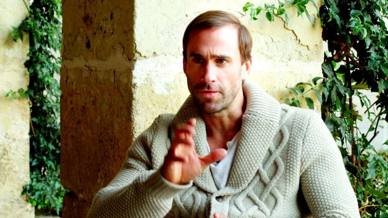 Risen: Joseph Fiennes About the Script