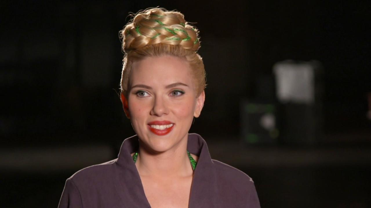 Hail, Caesar!: Scarlett Johansson On Her Character