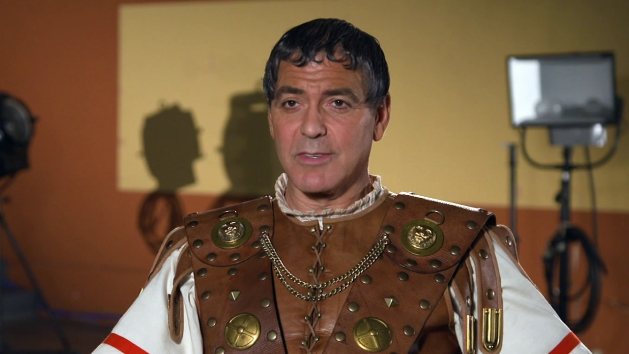 Hail, Caesar!: George Clooney On The Way The Coen Brothers Shoot Their Scripts
