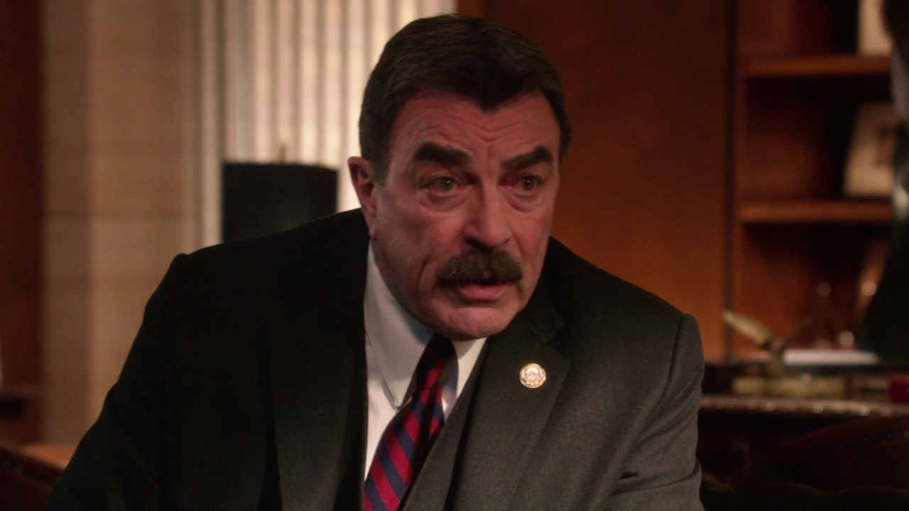 Blue Bloods: Back The Mayor