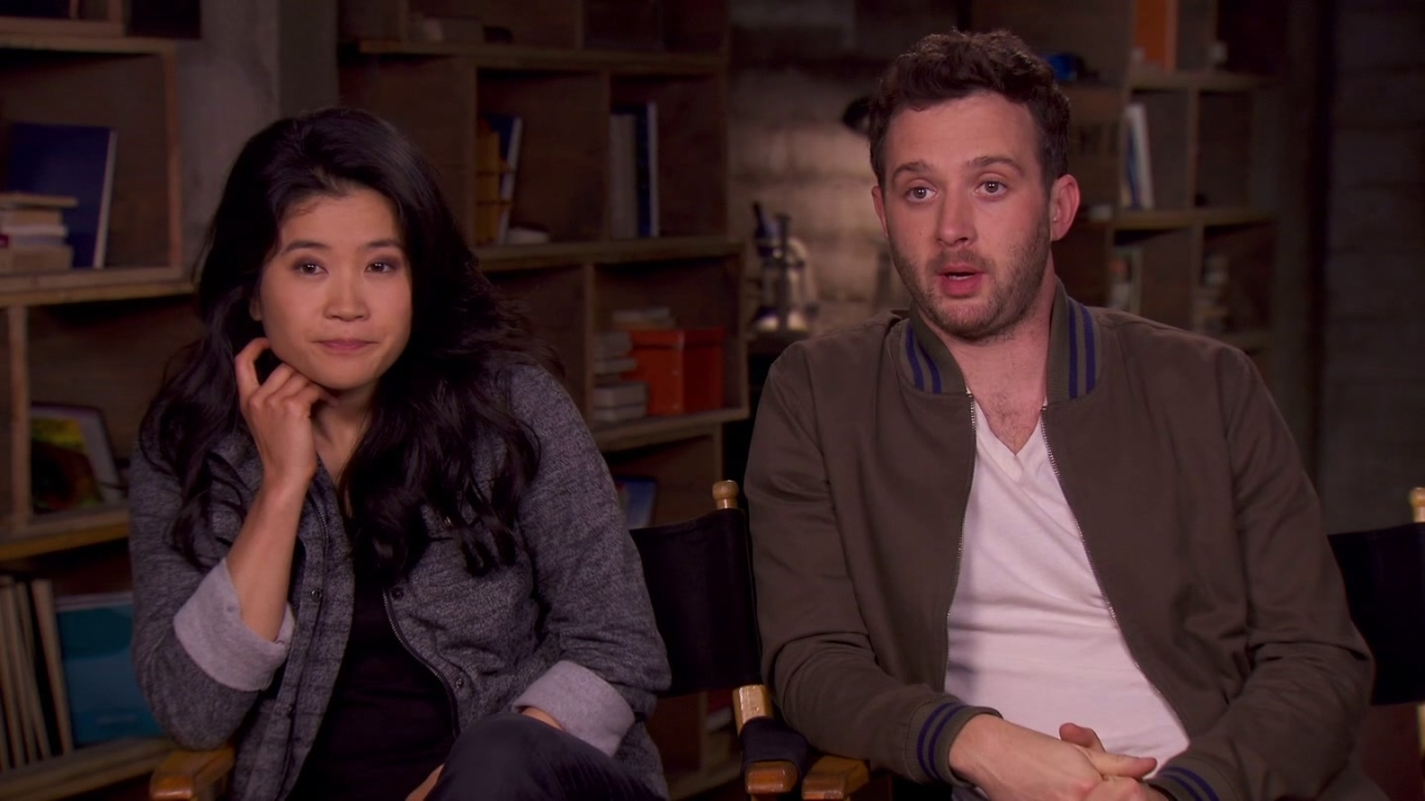 Scorpion: Toby And Happy Officially Become Quintis