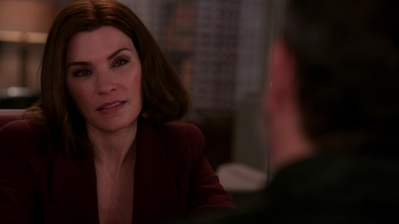 The Good Wife: Simple