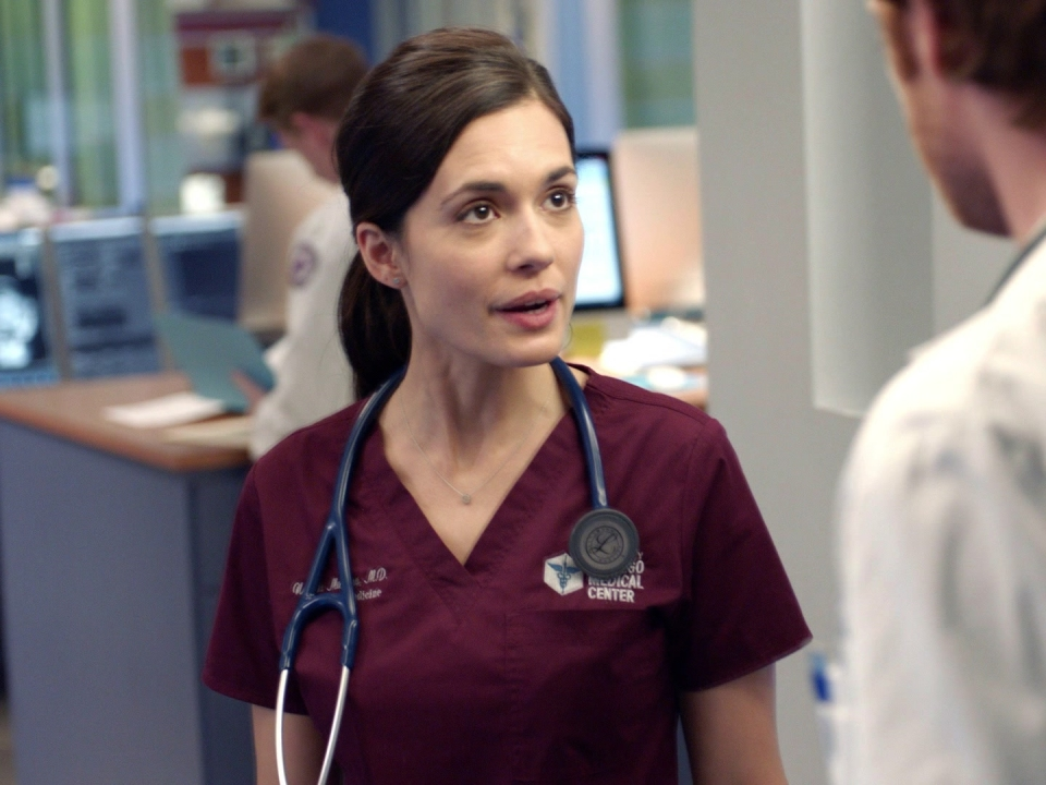 Chicago Med: It Is Not The Time To Push
