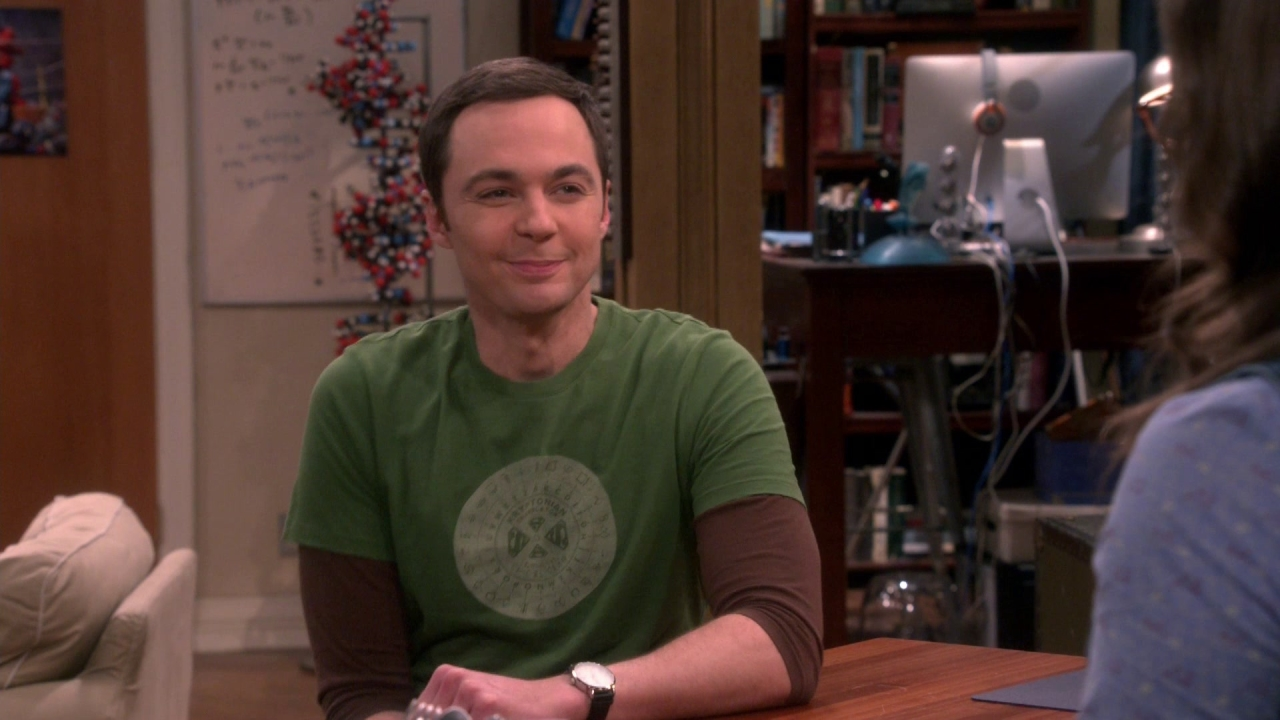 The Big Bang Theory: I Don't Need My Dessert Yelling At Me