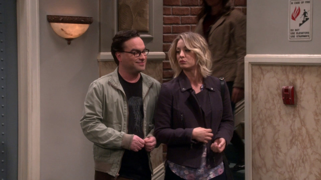 The Big Bang Theory: The Celebration Experimentation