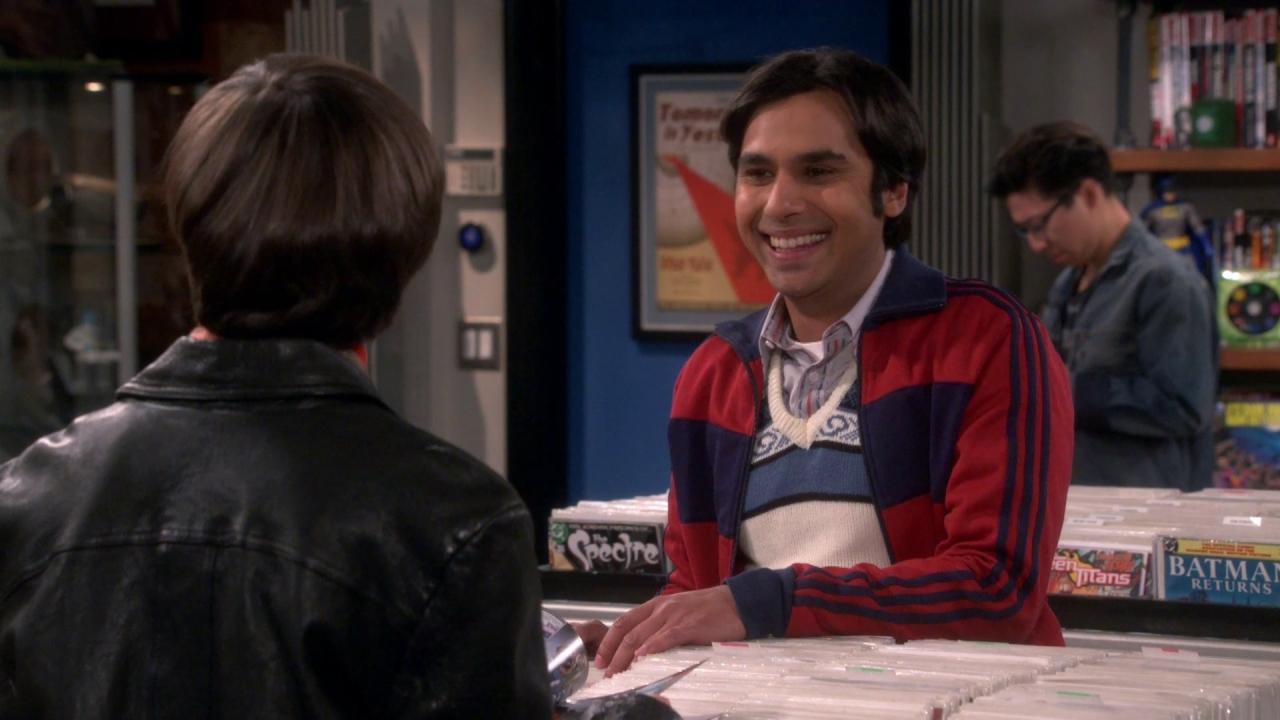 The Big Bang Theory: Batman
