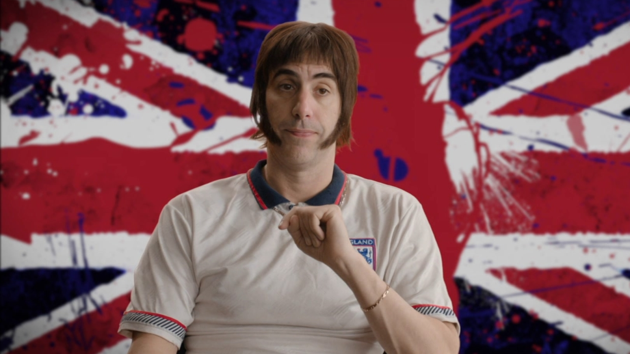 The Brothers Grimsby: 'Nobby' On Life In Grimsby