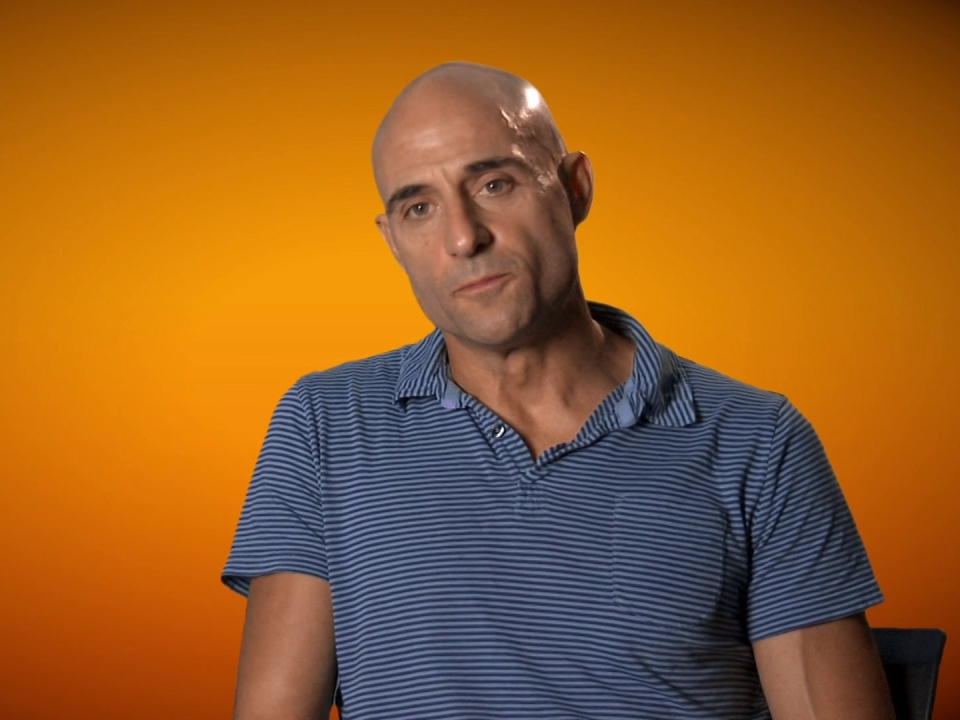 The Brothers Grimsby: Mark Strong On The Premise Of The Film