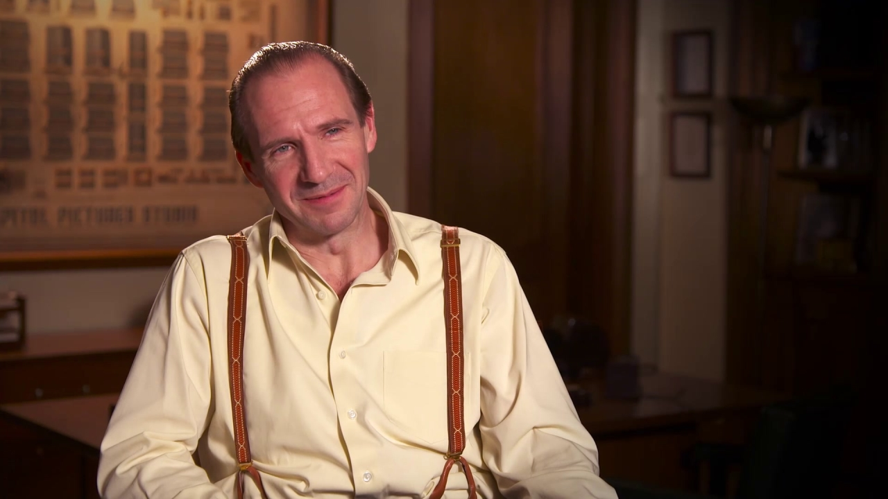 Hail, Caesar!: Character Profiles-The Director Featurette (Australian)