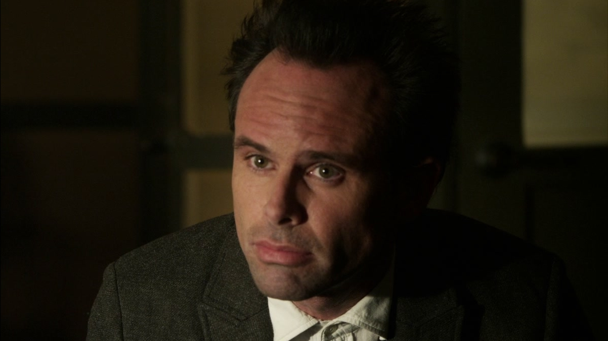 Justified: I Thought We Were A Circle