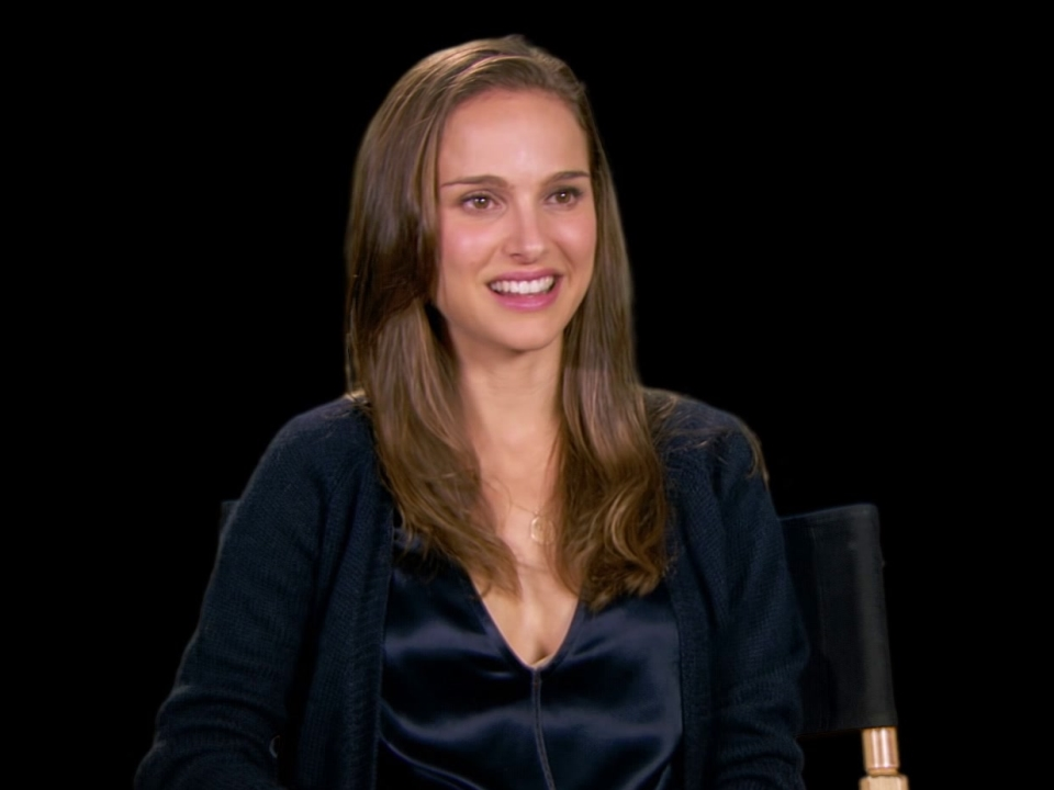 Knight Of Cups: Natalie Portman On The First Time She Saw A Terrence Malick Film