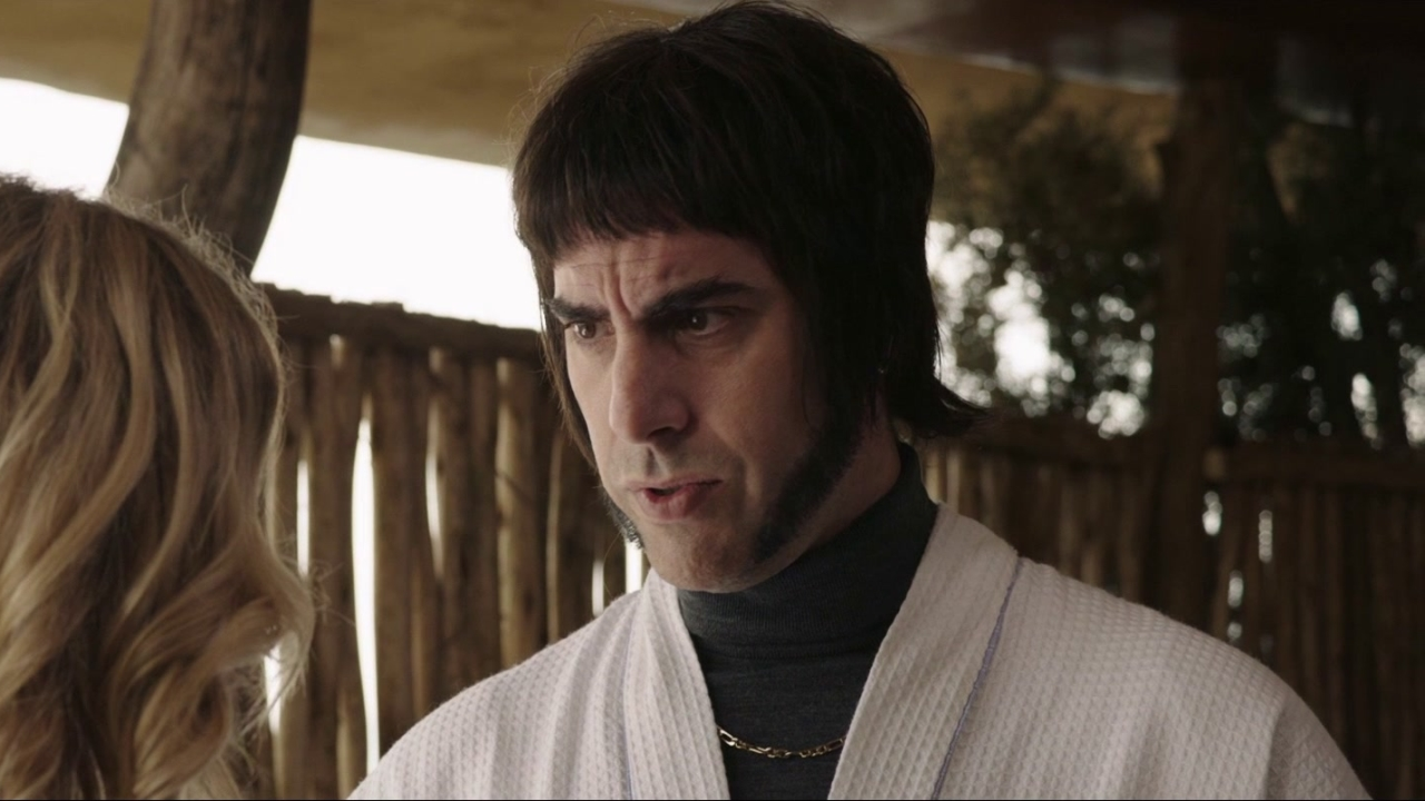 The Brothers Grimsby: It's Enourmous