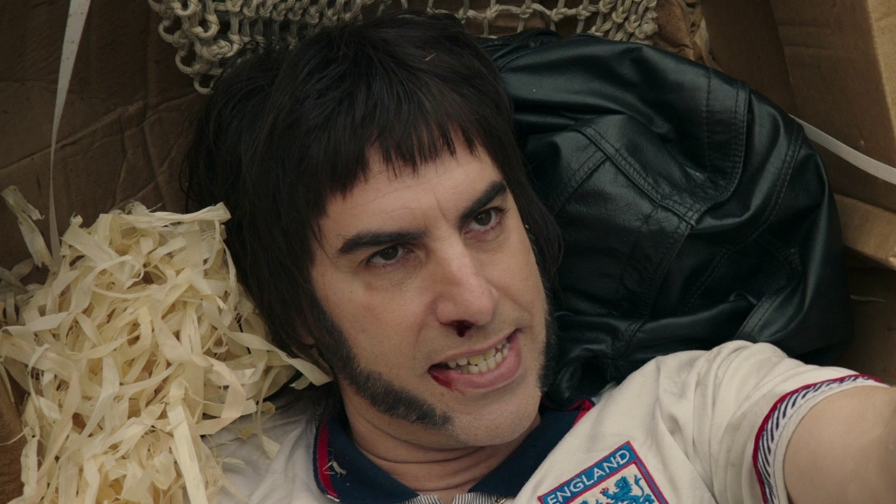 The Brothers Grimsby: You Don't Have Guts