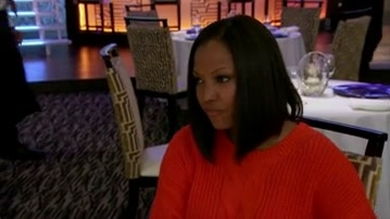 Hell's Kitchen: Garcelle Beauvais Visits