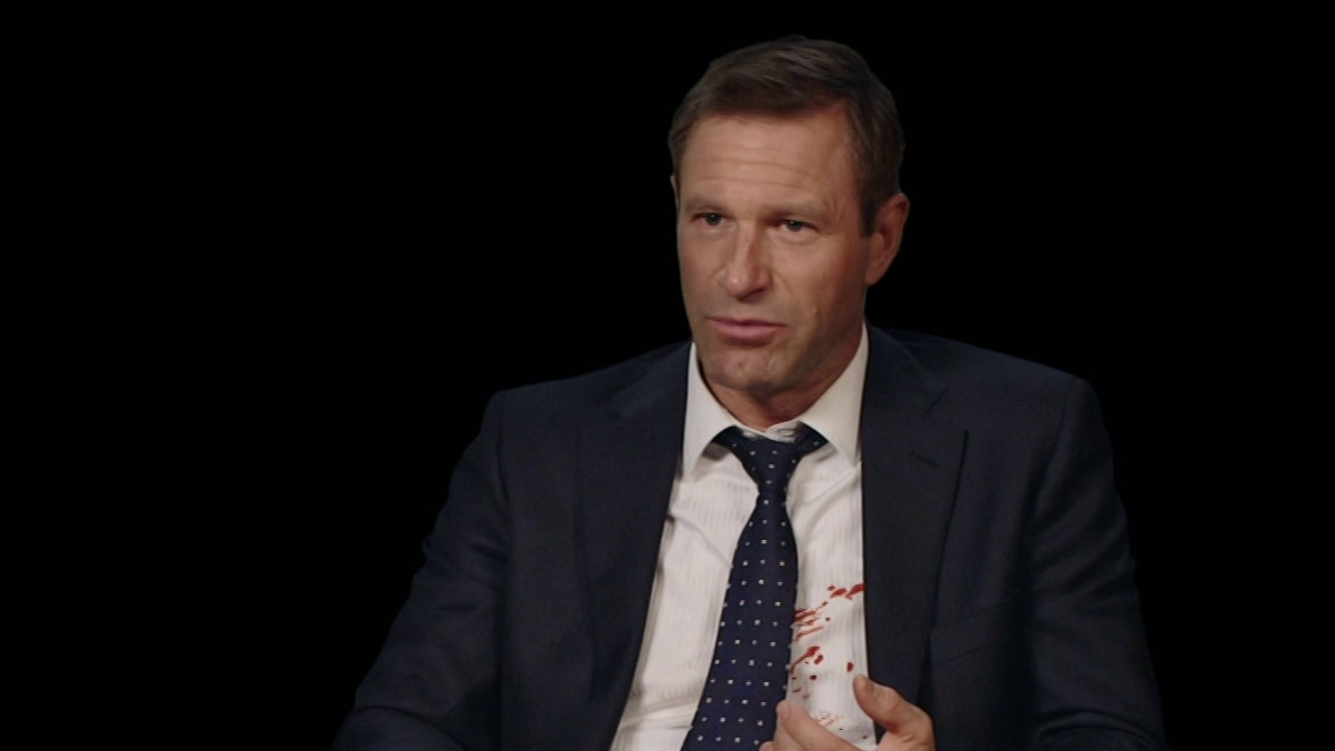 London Has Fallen: Aaron Eckhart On The Authenticity Of The Action In The Movie