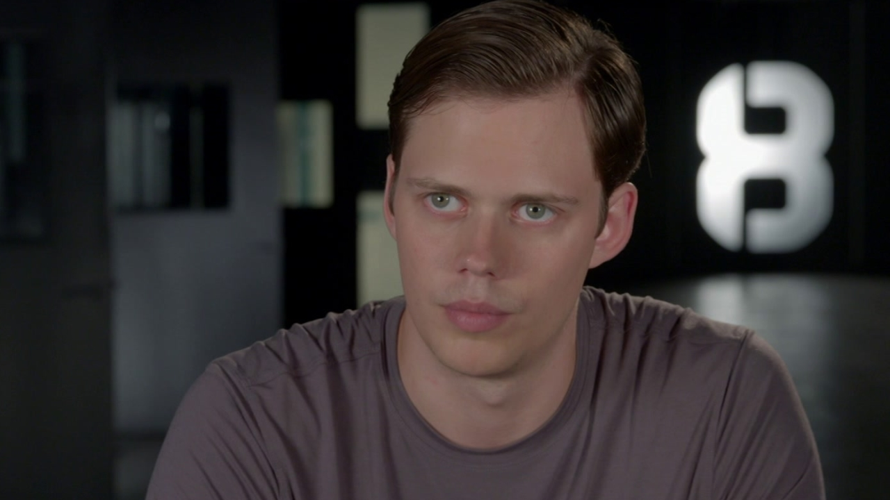 The Divergent Series: Allegiant: Bill Skarsgard On Working With Shailene Woodley