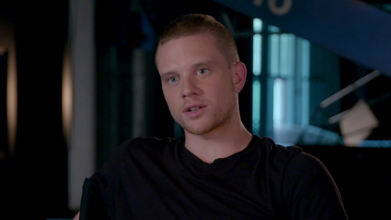 The Divergent Series: Allegiant: Jonny Weston On Working With Theo James