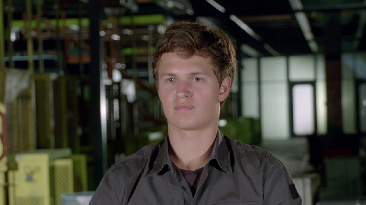 The Divergent Series: Allegiant: Ansel Elgort On 'Caleb's' Experience Outside Chicago