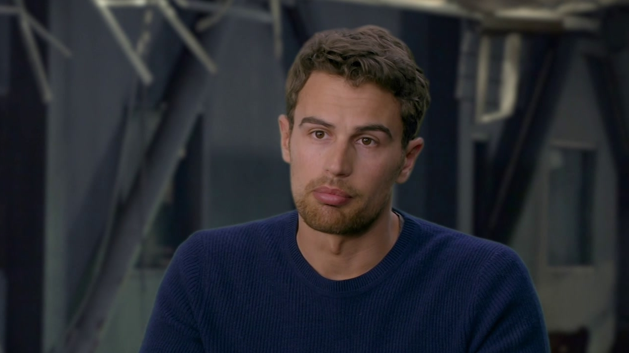 The Divergent Series: Allegiant: Theo James On The Film's Circumstances
