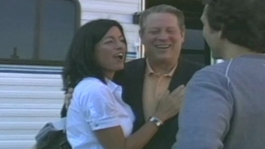 An Inconvenient Truth Scene: Al Gore