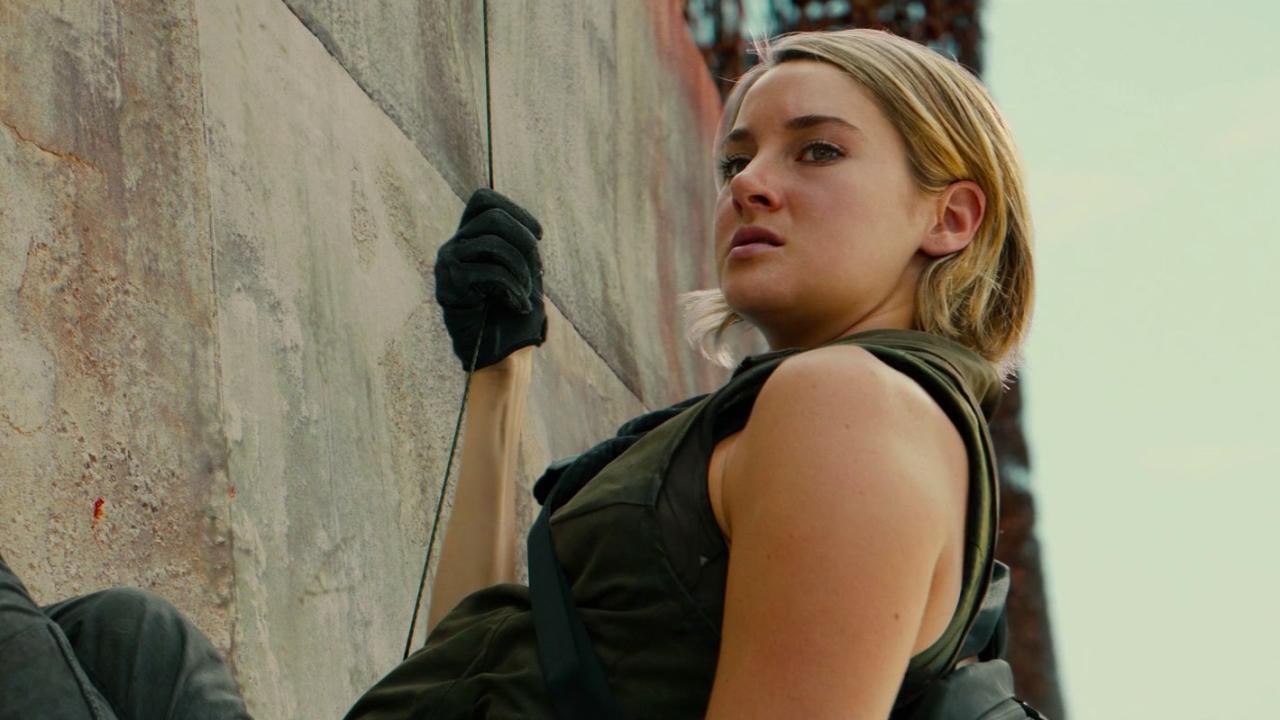 The Divergent Series: Allegiant: Generator