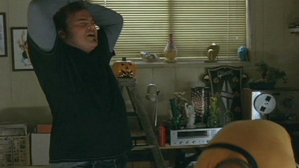 Tenacious D In: The Pick Of Destiny Scene: Higher Notes