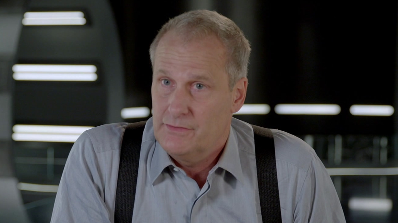 The Divergent Series: Allegiant: Jeff Daniels On The Bureau's Concerns