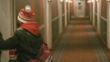 Unaccompanied Minors Scene: Room Service