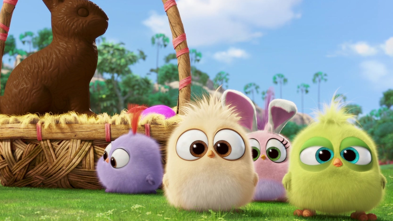 The Angry Birds Movie: Easter Greetings