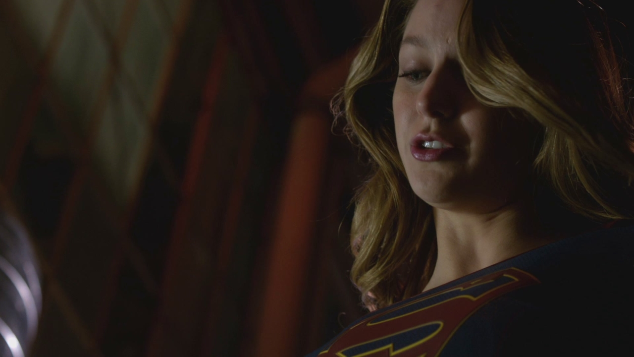 Supergirl: Wanna Fight About It?