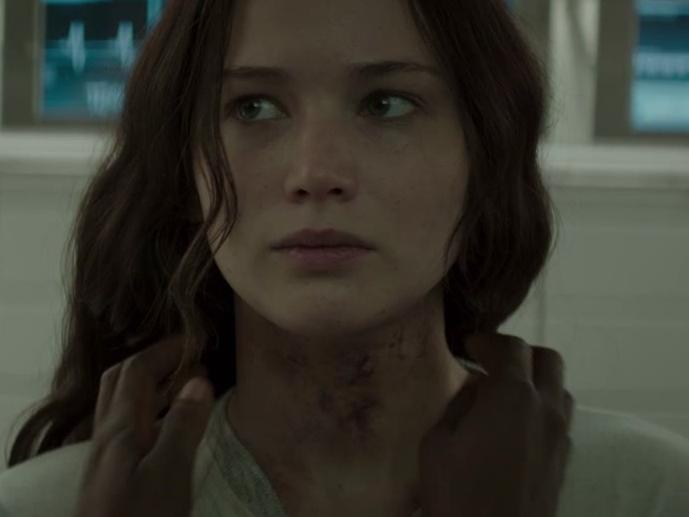 The Hunger Games: Mockingjay Part 2: Burned Make Up